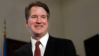 The unhinged anti-Kavanaugh left gears up to attack a Christian family man who feeds the homeless