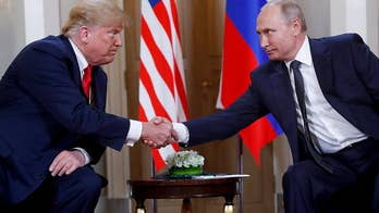Russian president also says he's ready to visit Washington under 'appropriate conditions'; reaction and analysis from 'Fox News Sunday' anchor Chris Wallace.