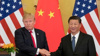 Experts describe the Chinese government's strategy as ambitious and designed to dominate robotics and artificial intelligence by acquiring or stealing American secrets; chief intelligence correspondent Catherine Herridge reports from Washington.