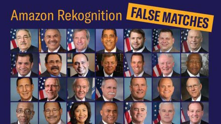 Why the American Civil Liberties Union is calling out Amazon's facial recognition tool, and what the ACLU found when it compared photos of members of Congress to public arrest photos.