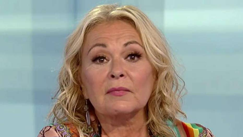 Roseanne Barr explains her shift in political views