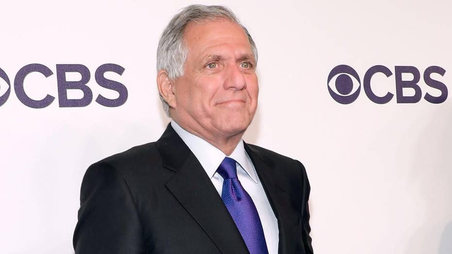 Report: CBS' Les Moonves to be accused of sexual misconduct
