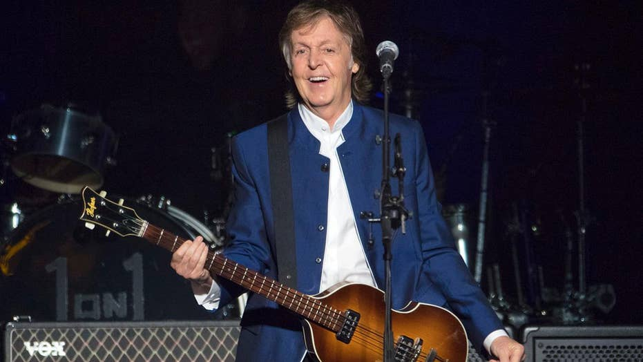 Paul McCartney returns to his roots