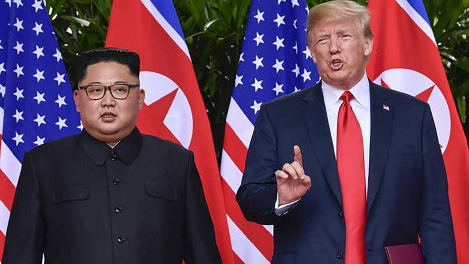 Trump thanks Kim Jong Un for returning remains