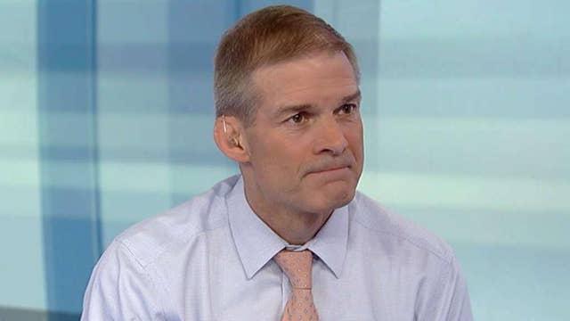 Rep. Jim Jordan: Congress has to do a better job