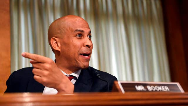Cory Booker: Get in the face of Congress members