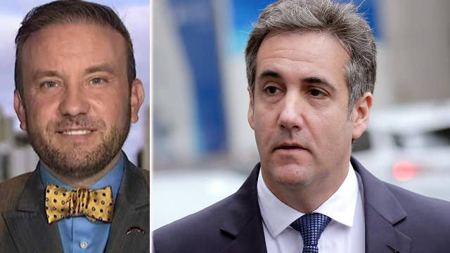 Democratic strategist: Dems should not rely on Cohen claims