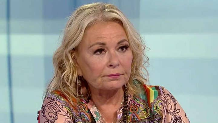 Roseanne Barr: I told ABC, 'I'll go and get my meds checked'