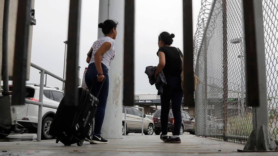 More than 1,800 kids were reunited with their families by the reunification deadline; a look at what's next for Trump immigration policy on 'America's News HQ.'