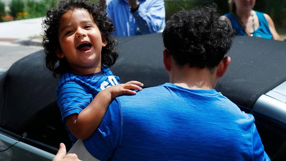 DHS: All eligible immigrant parents reunited with children