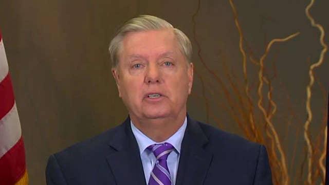 Lindsey Graham on North Korea negotiations, Russia sanctions