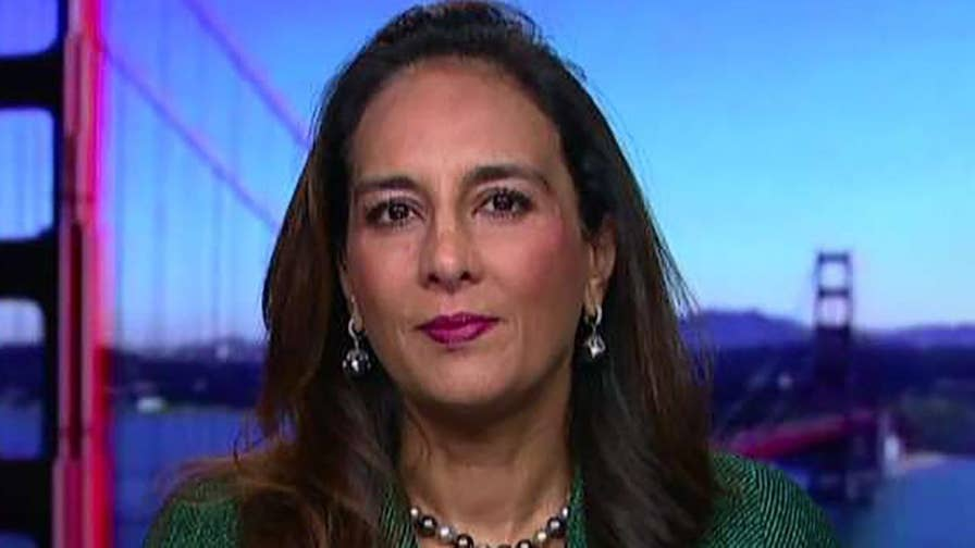 California RNC committee member Harmeet Dhillon files lawsuit against San Jose over the response to violence against Trump supporters.