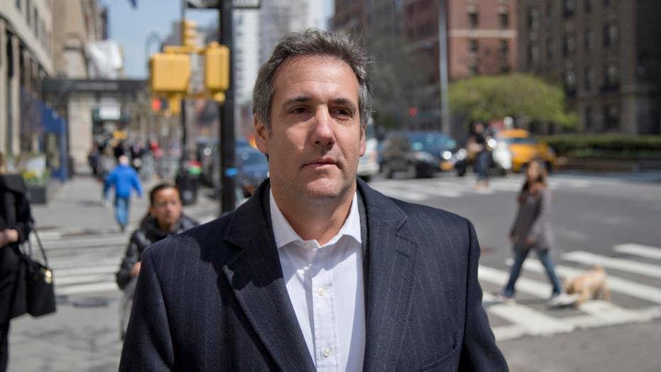 Media furor over Cohen tape