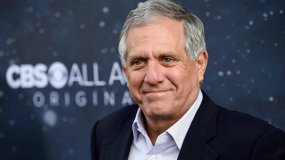 Six women accuse CBS' Les Moonves
