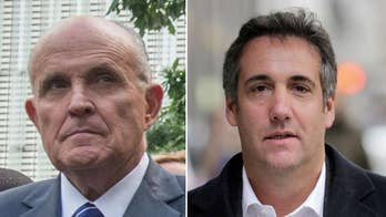 President Trump's lawyer and the Republican senator slam the attorney for recording his then-client; Rick Leventhal reports.