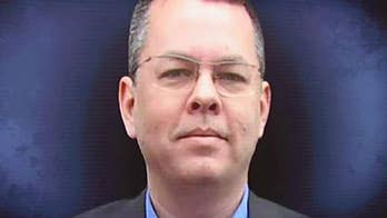 War of words between Presidents Trump and Erdogan over the detainment of Pastor Andrew Brunson; Connor Powell has the latest from Jerusalem.