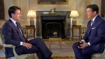 The Italian prime minister opens up about his U.S. visit on 'Special Report.'
