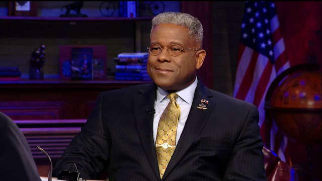Lt. Col. Allen West on growing up in a military family
