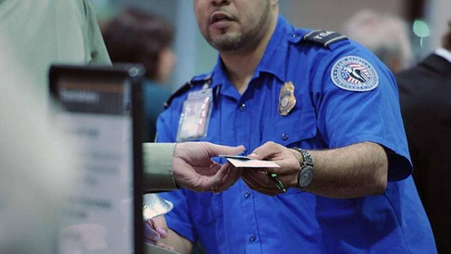 TSA reportedly tracking U.S. citizens not suspected of any crime to foil terror plots; Laura Ingle reports on the program.