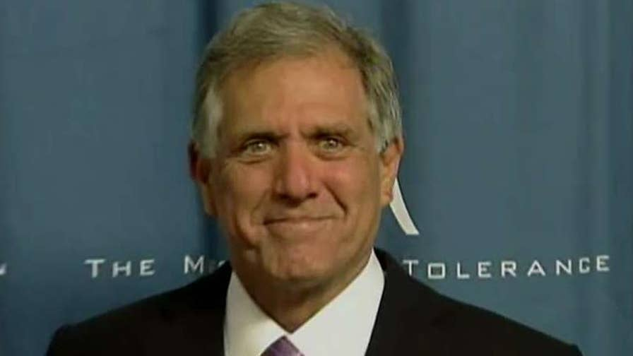 CBS to probe sexual harassment allegations against CEO Les Moonves. Hillary Vaughn reports.