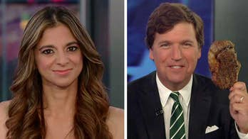 A new study from the University of Padova in Italy finds that, when exposed to fictional dating profiles, women are smore attracted to men who enjoy eating meat, rather than vegetarian options like soup or yogurt. #Tucker