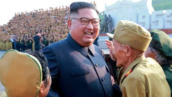 Satellite photos reportedly show that North Korea continues work on developing intercontinental missile technology.