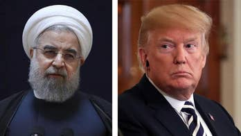President Trump says his administration is implementing an aggressive stance toward Iran, despite being prepared to talk. Rich Edson has the story for 'Special Report.'