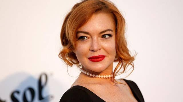 Lindsay Lohan heading back to the small screen