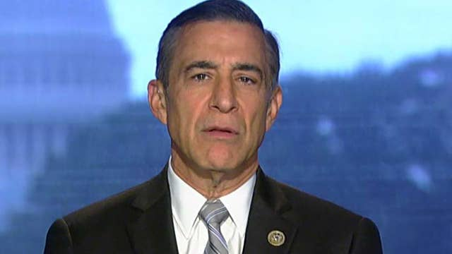 Rep. Issa on meeting Iran, election interference on Facebook