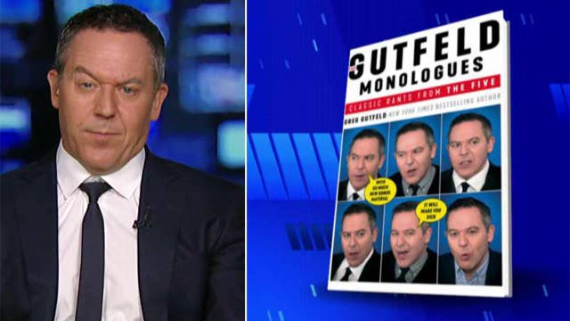 Greg's best rants come together in 'The Gutfeld Monologues'