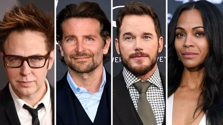 'Guardians of the Galaxy' cast want ousted director back