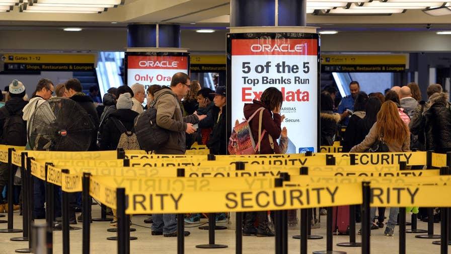 TSA's 'Quiet Skies' program tracks passengers on commercial flights. Boston Globe journalist Jana Winter shares her story on 'The Ingraham Angle.'