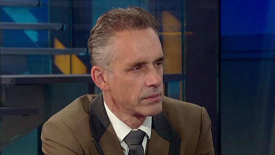 University of Toronto Professor Jordan Peterson says students are being taught by ideologues instead of educators.