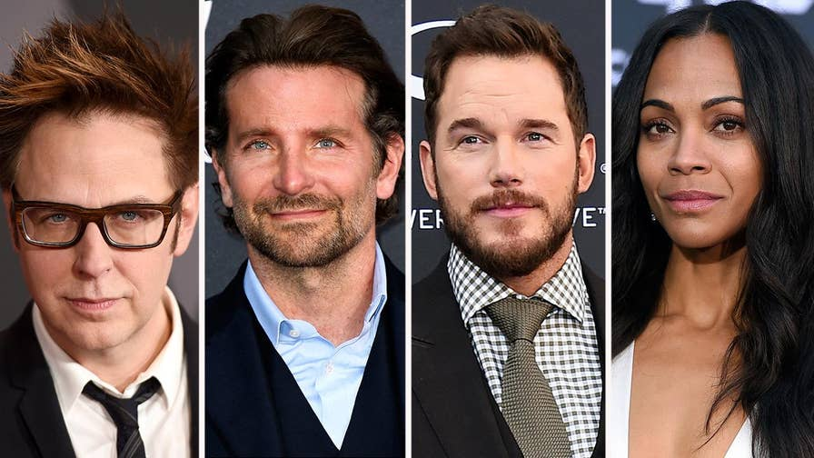 Top Talkers: Chris Pratt and fellow 'Guardians' cast pen letter calling for James Gunn to get his job back after he was fired for offensive tweets from his past that resurfaced.