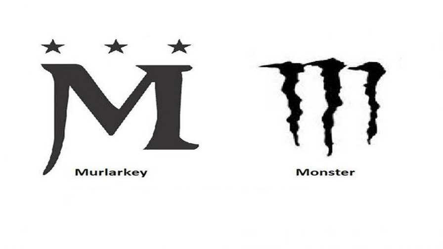 A tiny Virginia distillery will challenge Monster Energy drinks to own the rights to their 'M' logo. The energy drink has objected to 57 trademark applications in the past.