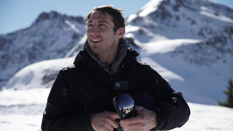 Tim Kennedy thanks America's unsung heroes in 'Hard to Kill'