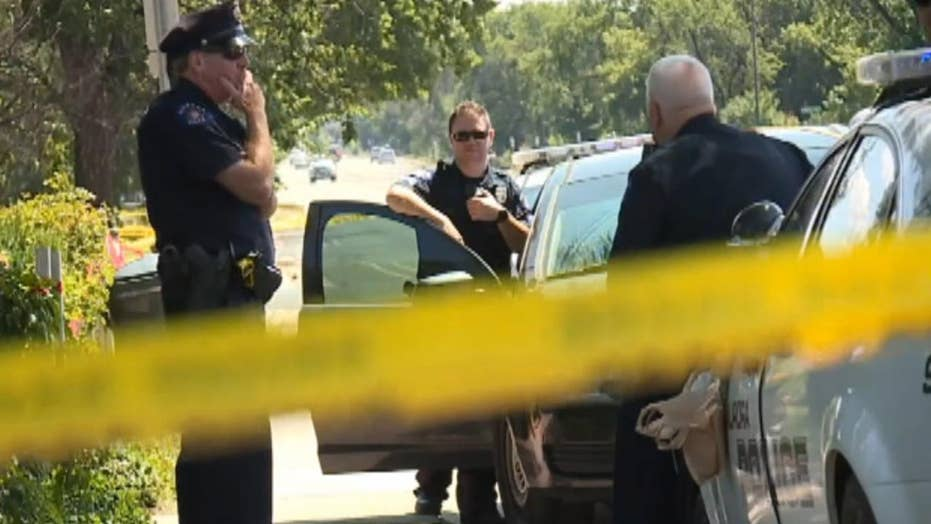 Armed homeowner kills intruder, fatally shot by cop