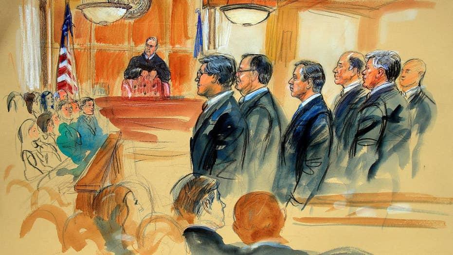 Jury selected as Paul Manafort's trial begins