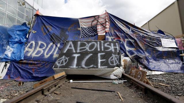 Portland vs. ICE