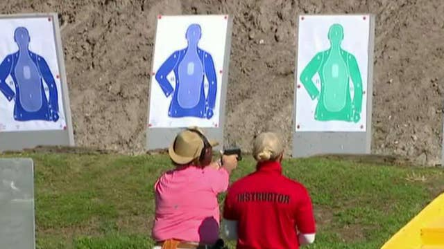 Armed guardians ready for new school year in Florida