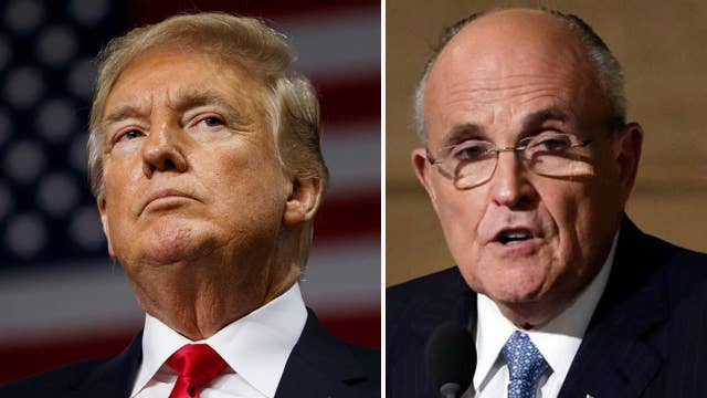 Judge Nap: Is Rudy Giuliani putting Trump in jeopardy?
