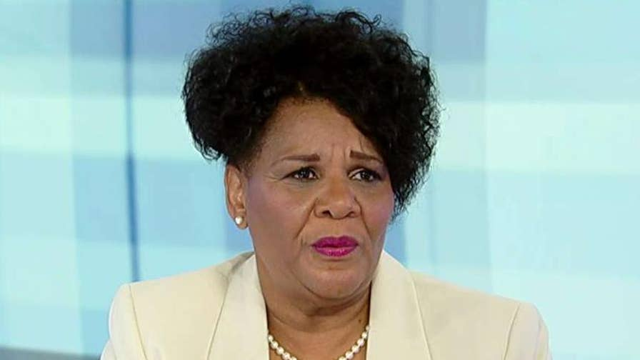 On 'Hannity,' Alice Marie Johnson opens up about President Trump commuting her life sentence.