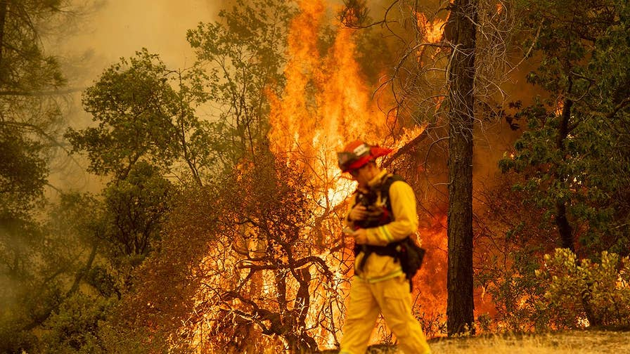 Carr fire is one of the most destructive fires in California history. Lauren Blanchard reports.