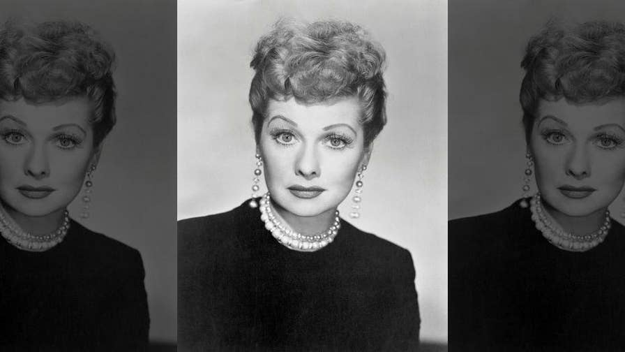 """A new book that features old interviews from 'golden age stars' details long lost conversations with veteran actress Lucille Ball. Ball spoke candidly with the authors about her """"I Love Lucy"""" co-stars and why she was disappointed with the direction television was taking."""