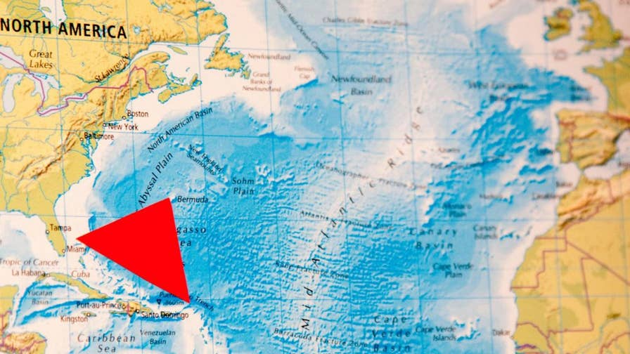 British scientists believe 100ft 'rogue' waves could be the reason why so many boats have been sunk in the mysterious Bermuda Triangle. Rogue waves, which only last for a few minutes, have been known to measure 30 meters (nearly 100ft) high.