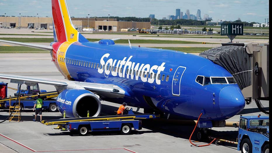 Southwest Airlines goes peanut-free