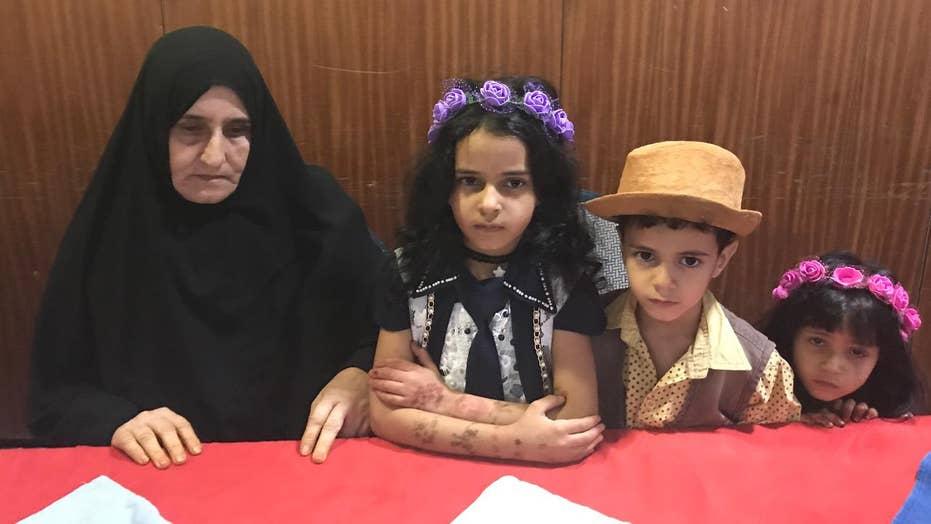 Yemen's women risk their lives for release of tortured kids