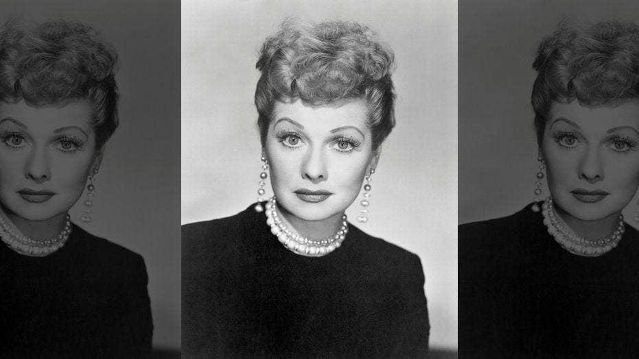 Authors say Lucille Ball was far from the beloved housewife in 'I Love Lucy'