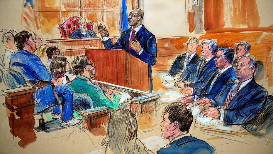 Mueller team lectured by judge in day 2 of Manafort trial