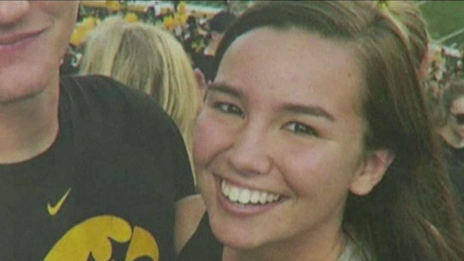 Iowa college student Mollie Tibbetts missing for two weeks